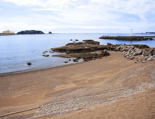 芳養 中浜