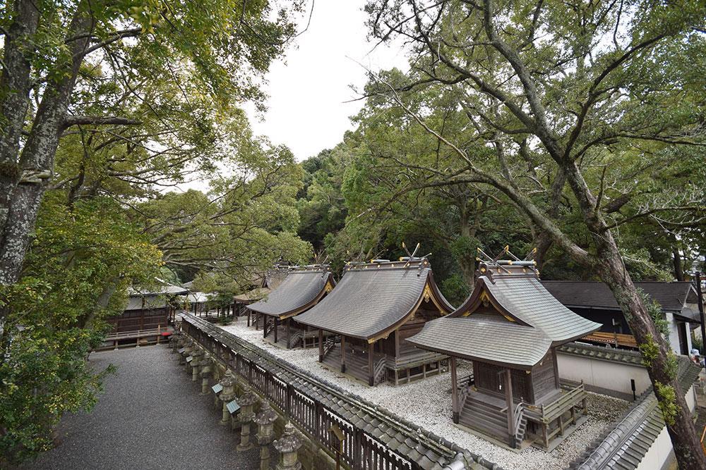 世界遺産 鬪雞神社