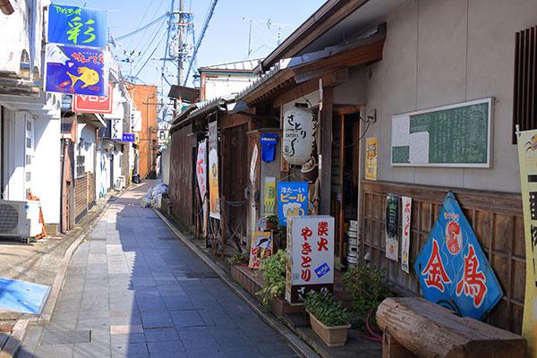 街なかの熊野古道